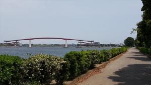 潮浜公園_散歩道
