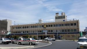 木更津駅みなと口(西口)