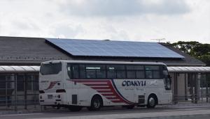 新宿行き小田急バス