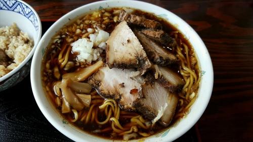 チャーシュー麺(麺400g)