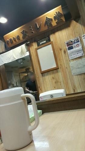 スミレ食堂店内1
