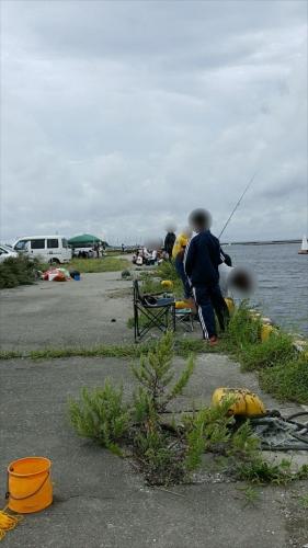 ハゼ釣り大会2
