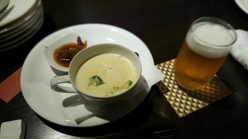 市場の食卓_コース前菜