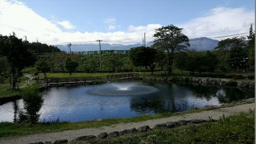 大滝湧水_大池