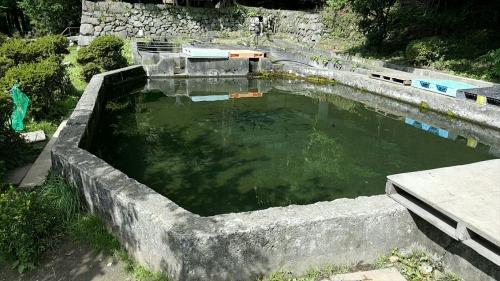 大滝湧水_小池