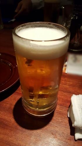 ペコリ_生ビール