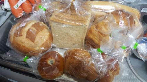 マロンドサービスショップで買ったパンたち