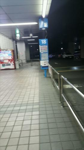 横浜駅のりば
