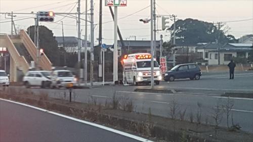 TSUTAYA前事故