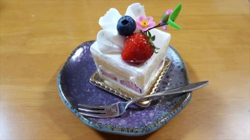 エル・プランタンショートケーキ