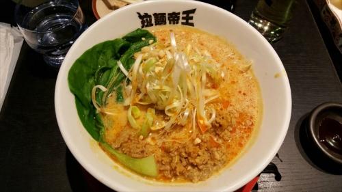 拉麺帝王_胡麻味噌担々麺