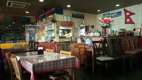 ナンハウス_店内