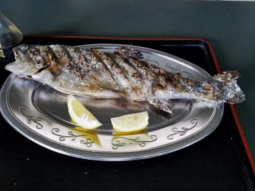 マス焼き魚ビッグサイズ