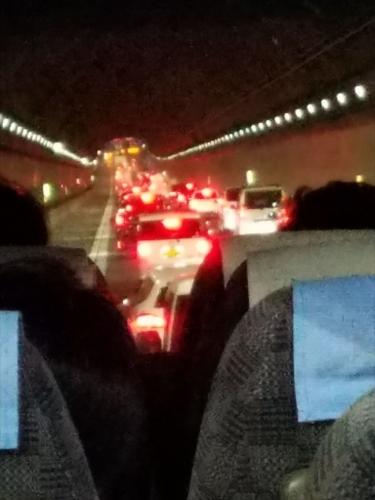 アクアライン渋滞20170717_7