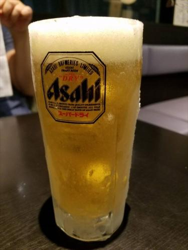拉麺帝王_生ビール