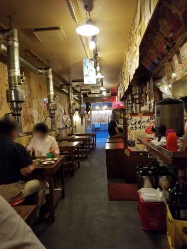 大阪ホルモン_店内1
