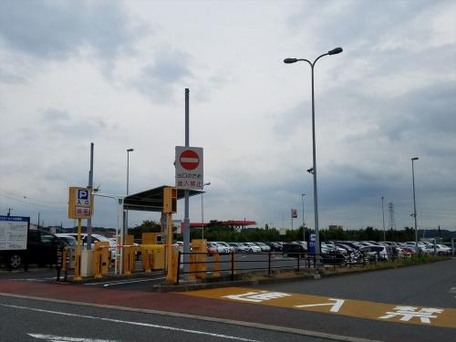 袖ヶ浦BT市営駐車場