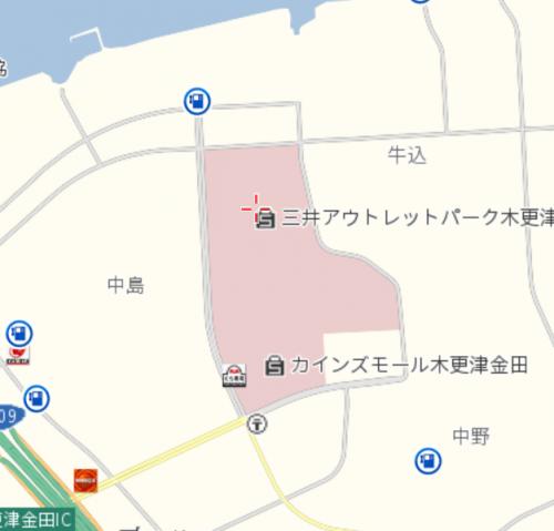 公衆電話マップ_MOP木更津周辺