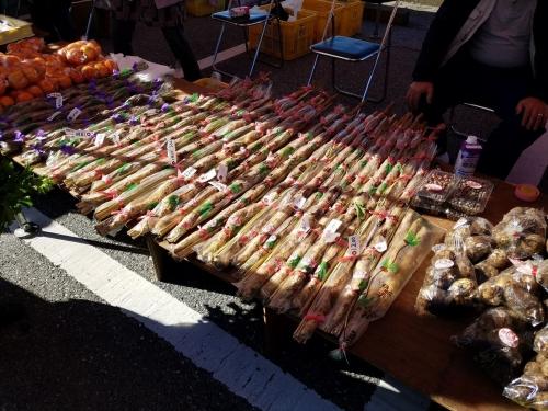 農畜産物収穫祭2017_野菜販売