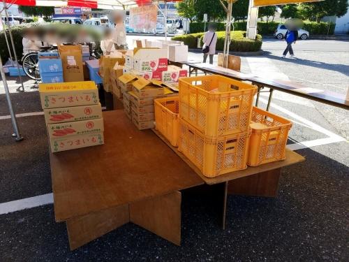 農畜産物収穫祭2017_抽選会準備