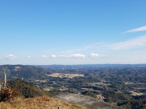 九十九谷公園_駐車場からの眺望