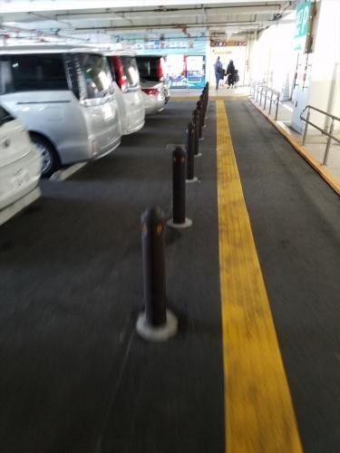 海ほたる駐車場_バリアフリー