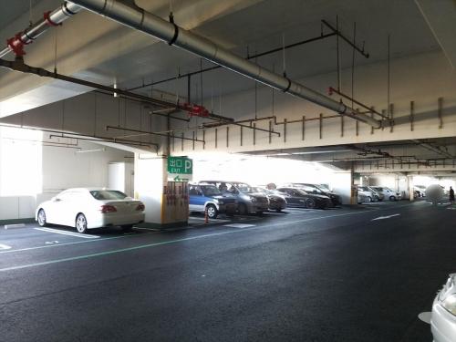海ほたる駐車場_20171217
