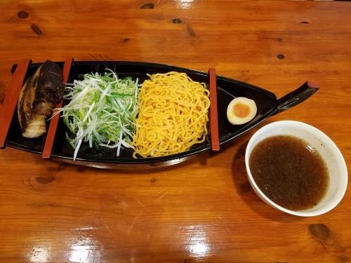 美華房_和風つけ麺