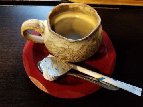 のうえんカフェ_コーヒー