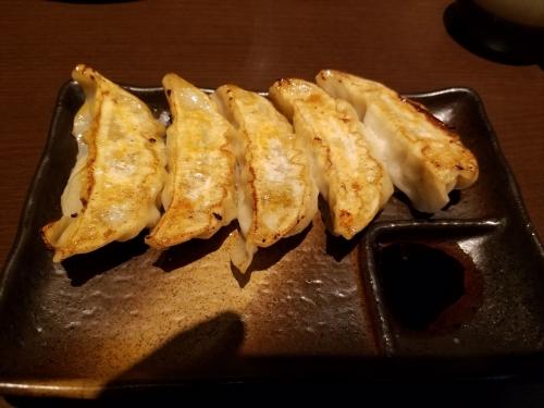 拉麺帝王_餃子