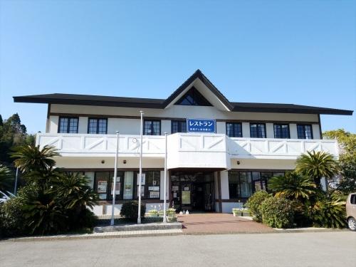 高滝ダム記念館外観