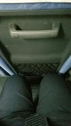 小湊バスユニバース_座席間隔