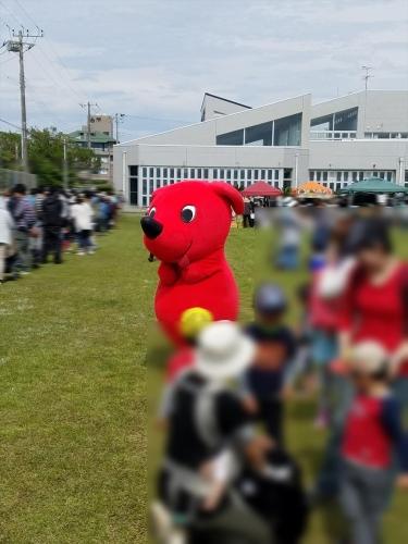 白子たまねぎ祭り2018_チーバくん