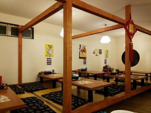 スタミナ食堂_座敷