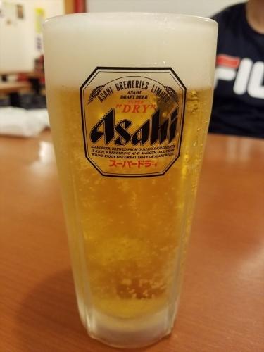 スタミナ食堂_生ビール