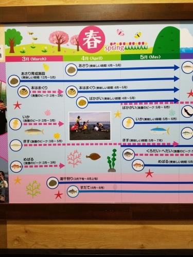 食彩カレンダー山_夏