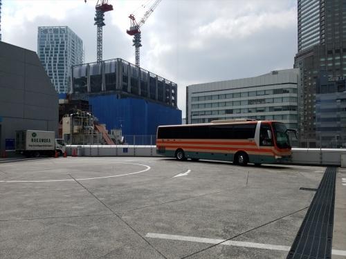 マークシティの小湊バス