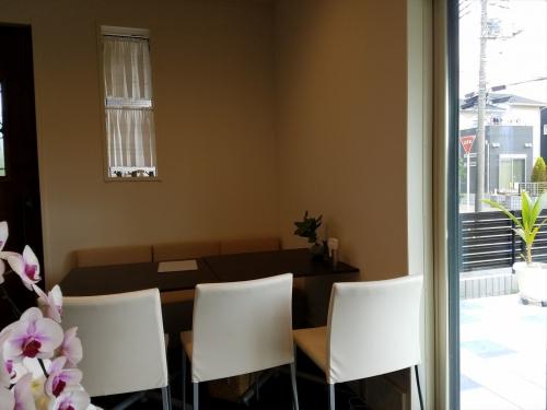 cafe Ruscello_テーブル席