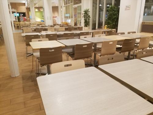 MOP木更津フードコードガラガラ
