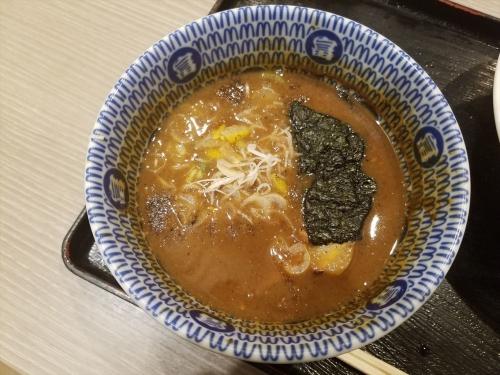 富田製麺_つけ麺スープ