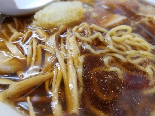寿ラーメン_麺