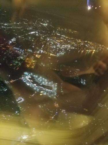 空から見たイオンモール