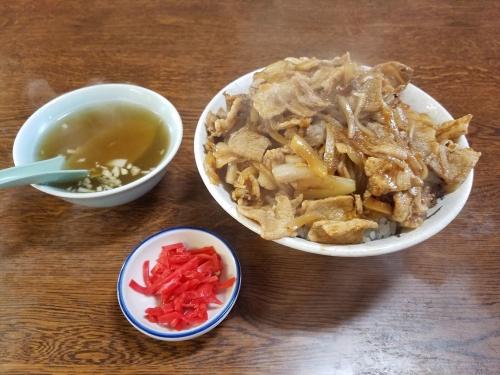 池田屋食堂_肉丼