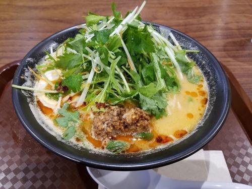 愛彩流_担々麺