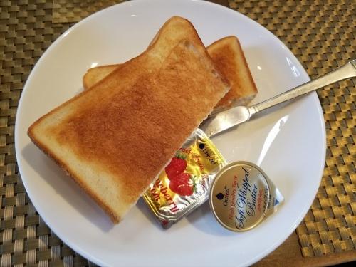ツミキ_トースト