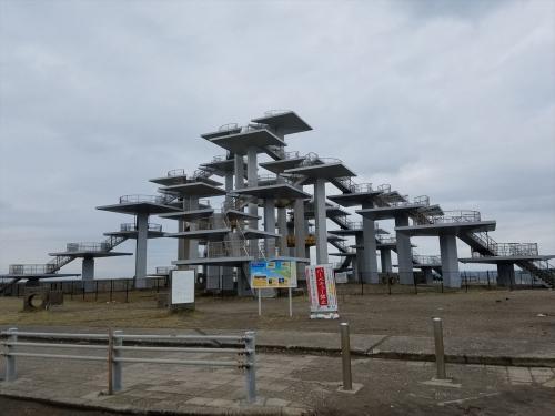 富津岬展望塔