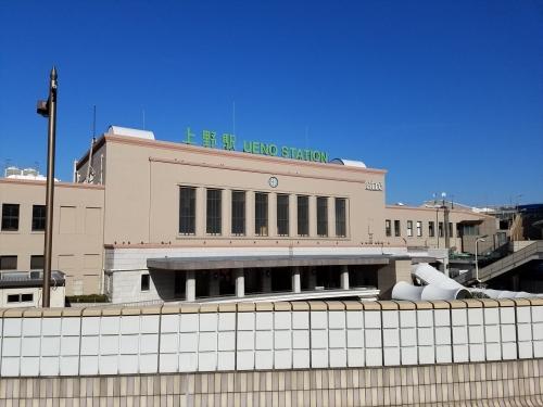 上野駅20181201