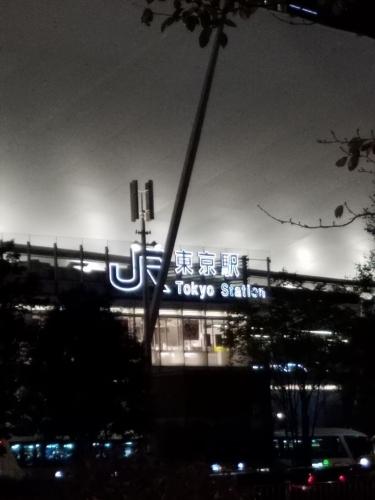 東京駅イメージ201812