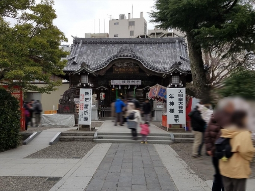 八剱八幡神社_本殿201901