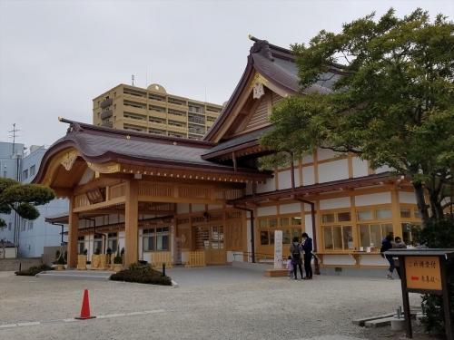 八剱八幡神社_参集殿201901